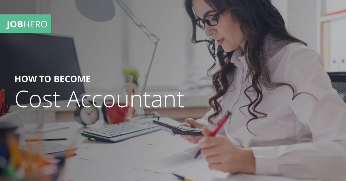 how to become a cost accountant